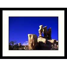 <strong>Great American Picture</strong> Devil's Garden Escalante National Monument Framed Photograph - Mark Newman