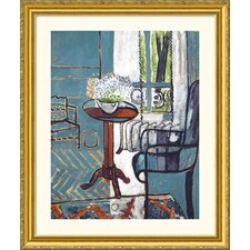 Museum Reproductions 'The Window' by Henri Matisse Framed Painting Print