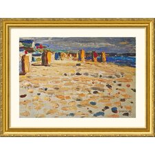 Museum Reproductions Kandinsky 11 by Wassily Kandinsky Framed Painting Print