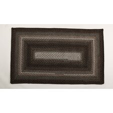 Ultra-Durable Midnight Moon Rug
