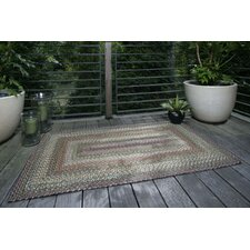 Ultra-Durable Rainforest Rug