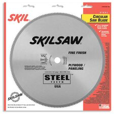 "7-1/4"" 150T Fine Finish, Plywood & Paneling Circular Saw Blad"