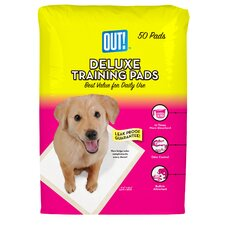 Deluxe Dog Training Pad - 50 Count