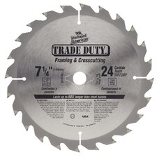 Framing & Ripping Circular Saw Blade 27191