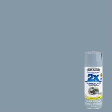 Painter's Touch® 2X™ 12 Oz Winter Gray Cover Spray Paint Gloss
