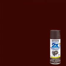 Painter's Touch® 2X™ 12 Oz Espresso Cover Spray Paint Satin