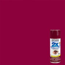 Painter's Touch® 2X™ 12 Oz Cranberry Cover Spray Paint Gloss