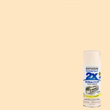 Painter's Touch® 2X™ 12 Oz Ivory Cover Spray Paint Gloss