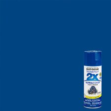 Painter's Touch® 2X™ 12 Oz Deep Blue Cover Spray Paint Gloss