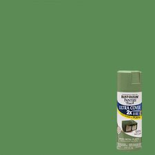 Painter's Touch® 2X™ 12 Oz Leafy Green Cover Spray Paint Satin