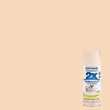 Painter's Touch® 2X™ 12 Oz Ivory Silk Cover Spray Paint Satin