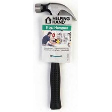 8 Oz Claw Hammers Metal Handle 20305