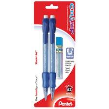 0.7mm Blue Champ Pencil Set (Set of 6)