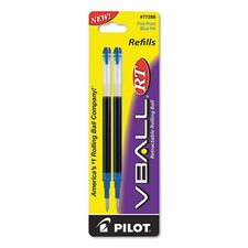 Refill For V Ball Retractable Rolling Ball Pen
