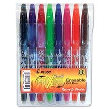 Frixion Ball Erasable Gel Pen (Set of 8)