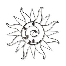 Sun Sprout Wall Decor (Set of 3)