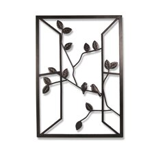 Open Window Wall Decor