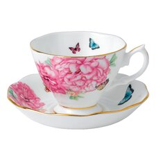 Friendship Teacup and Saucer