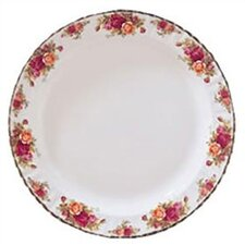 "<strong>Royal Albert</strong> Old Country Roses 10.25"" Dinner Plate"