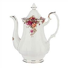 Old Country Roses 42 oz Coffee Pot