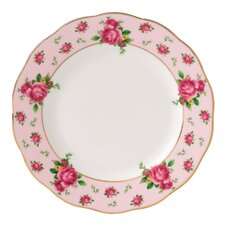 "New Country Roses Formal Vintage 6.3"" Bread and Butter Plate"