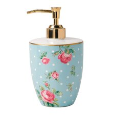 New Country Roses Soap Dispenser