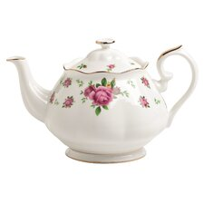 New Country Roses Formal Vintage Teapot