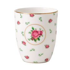 New Country Roses Glass