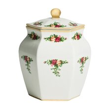 Old Country Roses Biscuit Jar