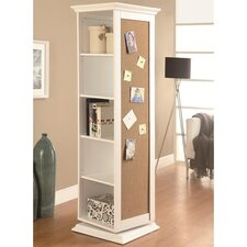 <strong>Wildon Home ®</strong> Swivel Storage Cabinet