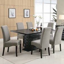 <strong>Wildon Home ®</strong> Brownville 7 Piece Dining Set
