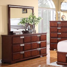 <strong>Wildon Home ®</strong> Manchester 6 Drawer Dresser