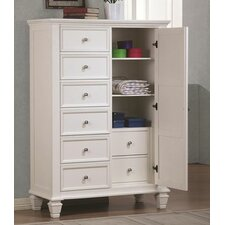 Glenmore Door Dresser with Concealed Storage