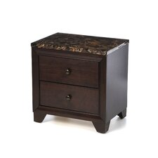 <strong>Wildon Home ®</strong> Annetta South 2 Drawer Nightstand