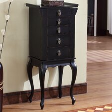 Nang Jewelry Armoire with Mirror
