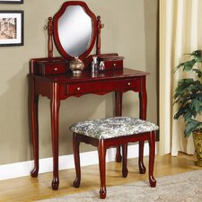 <strong>Wildon Home ®</strong> Zillah Vanity Set with Mirror