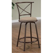 "24"" Bar Stool with Cushion"