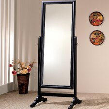 "<strong>Wildon Home ®</strong> 68"" H x 29"" W Ritzville Cheval Mirror"