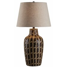 "Council 29.5"" H Table Lamp with Empire Shade"