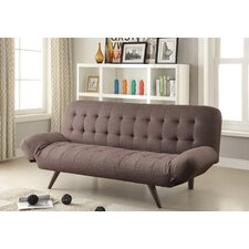 Tufted Convertible Sofa