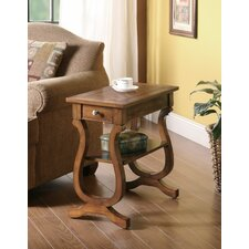 Gile Chairside End Table