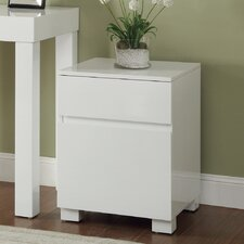 2-Drawer File Cabinet