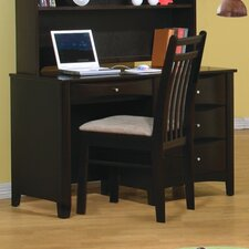 <strong>Wildon Home ®</strong> Applewood Computer Desk