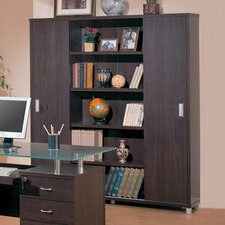 "<strong>Wildon Home ®</strong> Covina 72"" Bookcase"