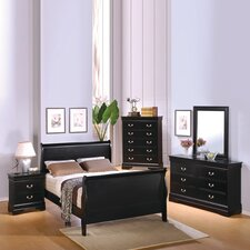 Thatcher Sleigh Bedroom Collection