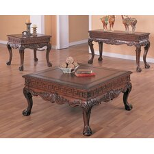 <strong>Wildon Home ®</strong> Arcata Coffee Table Set