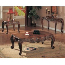 <strong>Wildon Home ®</strong> Atherton Coffee Table Set