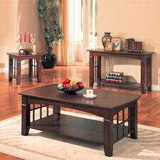 <strong>Wildon Home ®</strong> Brentwood Coffee Table Set