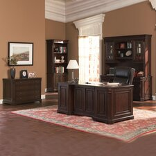 Cotati Standard Executive Desk Office Suite