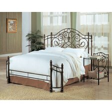 <strong>Wildon Home ®</strong> Mill Valley Queen Metal Bedroom Collection
